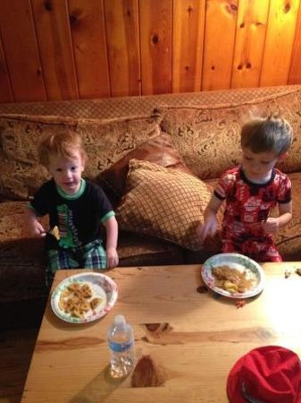 Bowen's by the Bays: Breakfast