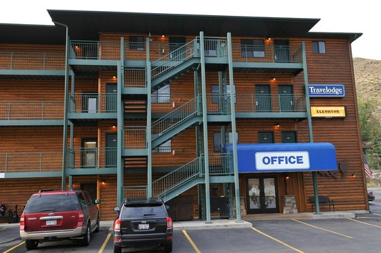 Rodeway Inn and Suites : The hotel