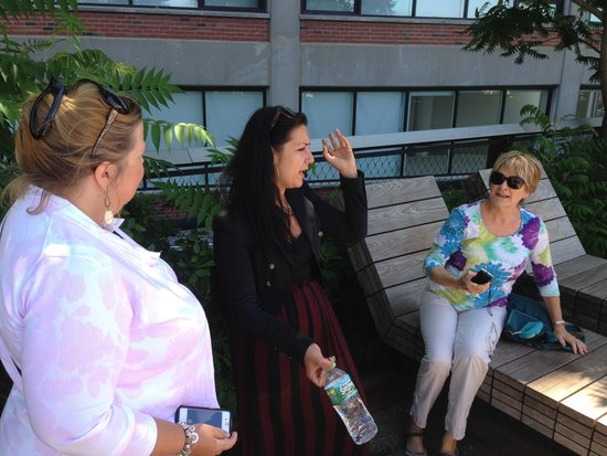 CityRover Walks NY: Danielle on the Highline