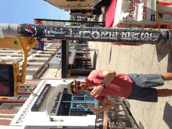 CityRover Walks NY: Max on City of Dreams