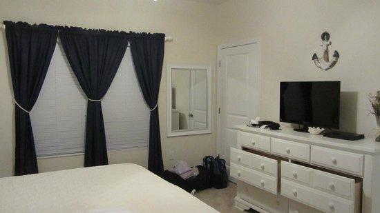 Barefoot Resort: Bedroom