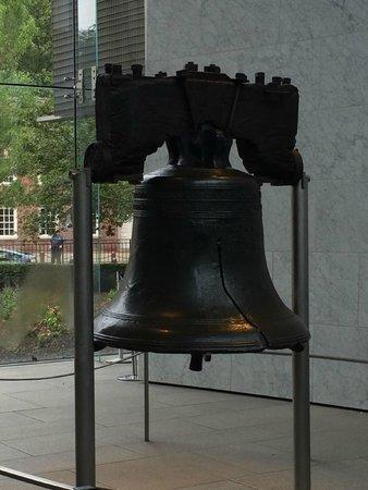 Hotel Monaco Philadelphia, a Kimpton Hotel: Visit the Liberty Bell, Almost Across the Street!