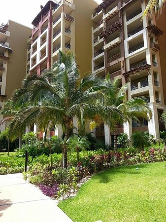 Villa del Palmar Cancun Beach Resort & Spa: Vista del Hotel