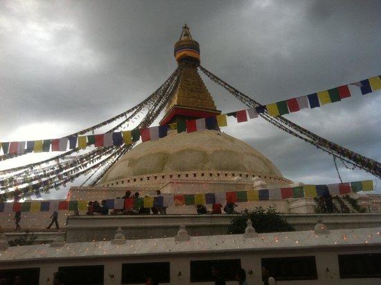 Hotel Encounter Nepal: bouddha