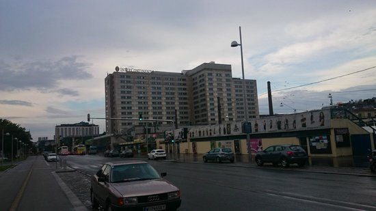 InterContinental Wien: прям как больница