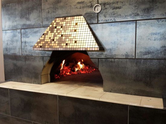 The Old Garage Wood Fired Pizza: Wood Fired oven