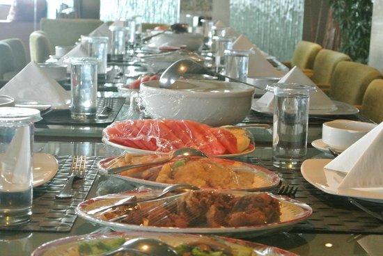 Asean International Hotel Medan: Family Lunch Set
