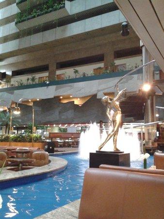 Maksoud Plaza : Café da manhã