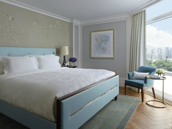 The Langham, Hong Kong: Newly well appointed Langham Suite