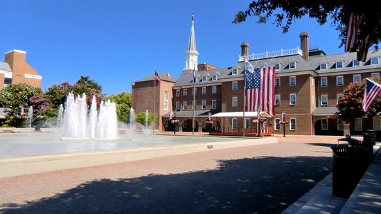 Old Town Alexandria, Virginia, USA