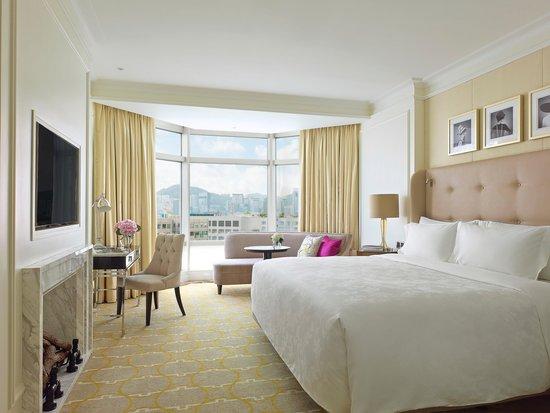 The Langham, Hong Kong: Newly refurbished Grand Langham Room