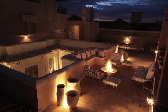 Riad Joya: Rooftop