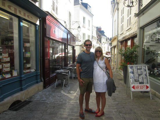 Loire Valley Time Travel Day Tours: Loches