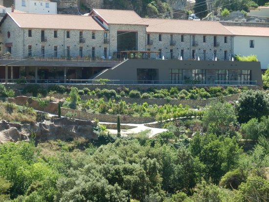 Riberach Hotel Cave-Restaurant: vue générale