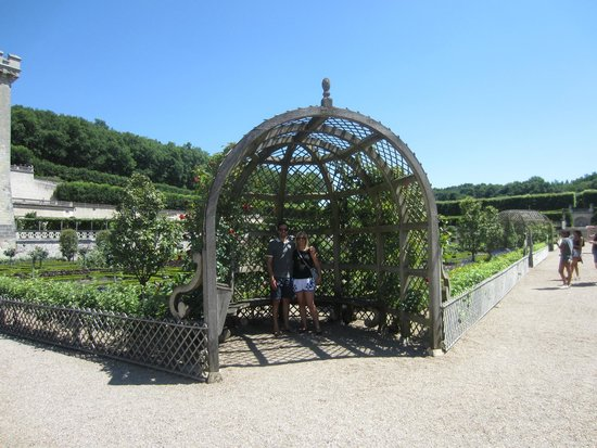 Loire Valley Time Travel Day Tours: Villandry Gardens