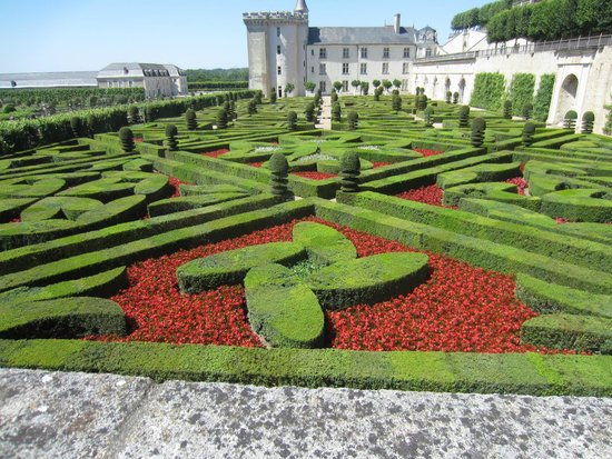 Loire Valley Time Travel Day Tours: Villandry