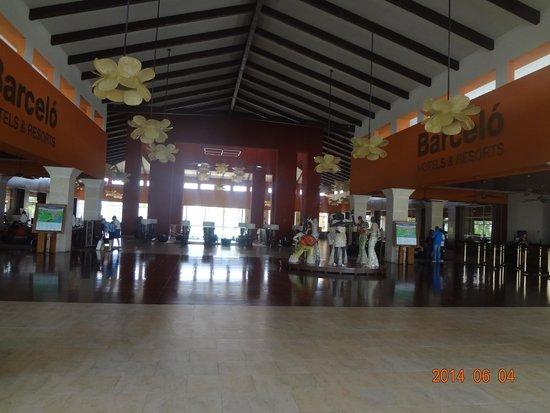 Barcelo Bavaro Palace : lobby