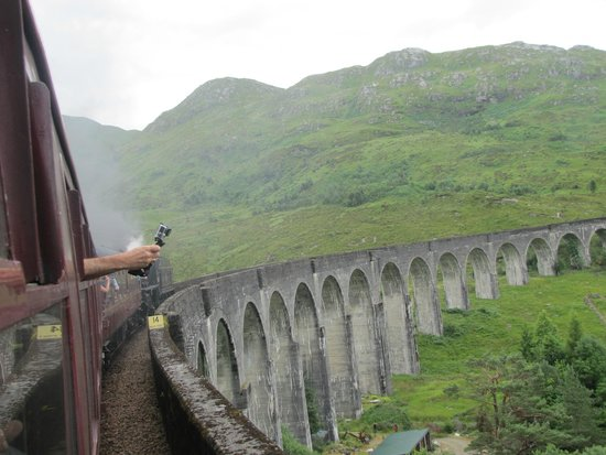 "Discover Scotland Tours : Picture taken on ""Discover Scotland"" Glenfinnan Maillaig and Jacobite Steam Train Tour"