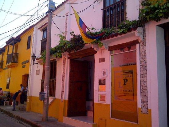 Hotel Casa Los Puntales : Fachada del hotel