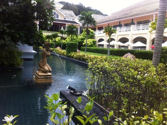 Sofitel Krabi Phokeethra Golf & Spa Resort : Hotel's grounds