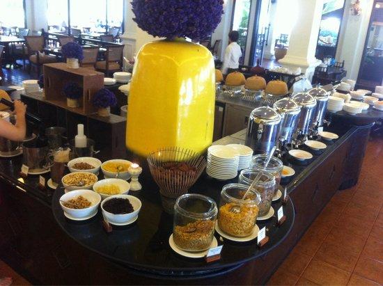 Sofitel Krabi Phokeethra Golf & Spa Resort : Breakfast