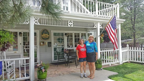 Prescott Pines Inn Bed and Breakfast: Welcome to the Prescott Pines Inn