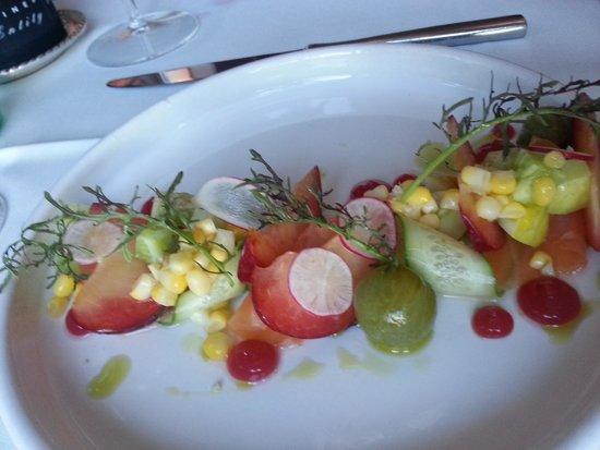 Grande Colonial La Jolla: Amazing appetizer!