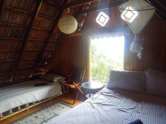 The Dusun: Emas top bedroom