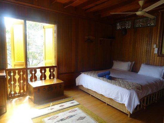 The Dusun: Master bedroom