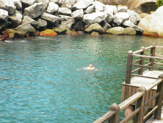 Hotel Porto Real: PILETA OCEANICA