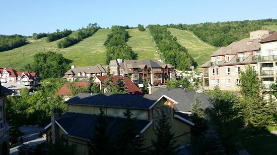 Seasons at Blue - Blue Mountain Resort: View from my balcony