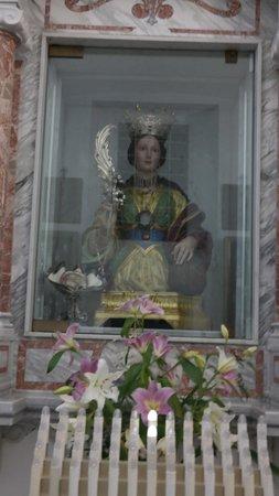 Chiesa di Santa Restituta : Santa Restituta Shrine
