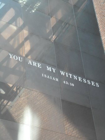 United States Holocaust Memorial Museum : Museu holocausto
