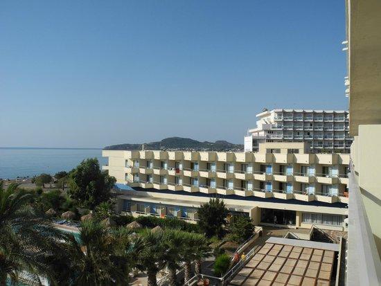 Blue Sea Beach Resort : Вид из номера sea view