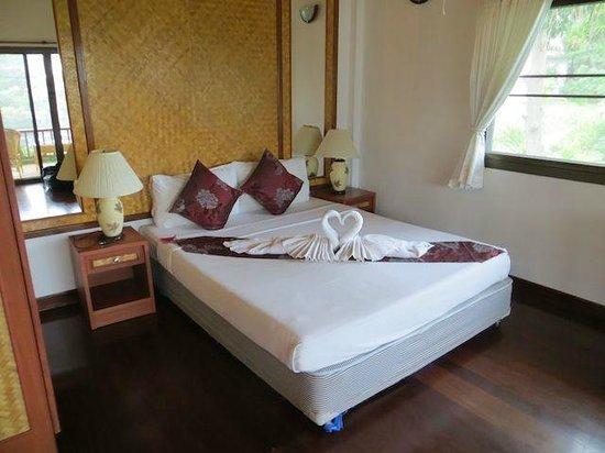 Lamai Bay View Resort: Sea View Bungalow
