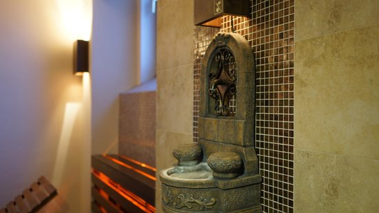 Park Hotel Pelikan: sauna relaxing area