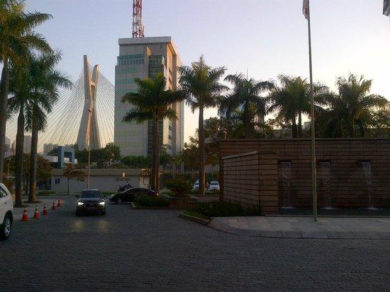 Grand Hyatt Sao Paulo : motor lobby