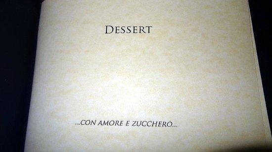 Cum Quibus: Dessert