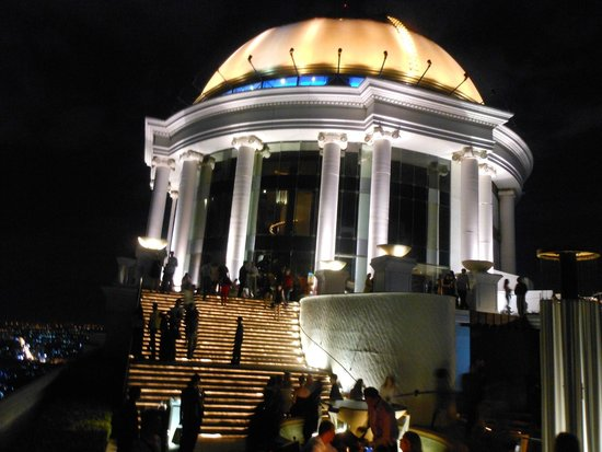 lebua at State Tower: The Lebua Tower