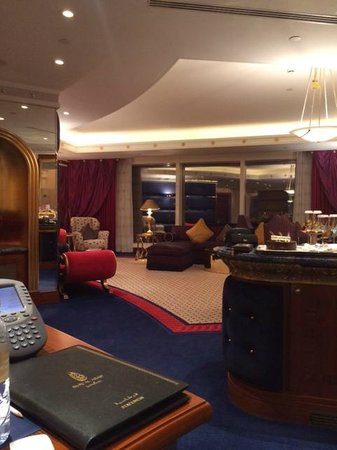 Burj Al Arab Jumeirah: Suite 2102