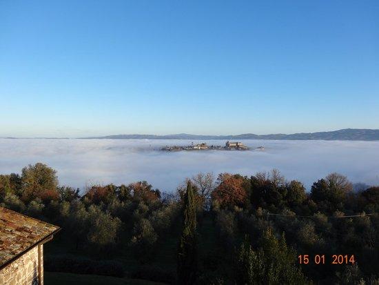 Pietra Campana: Вид из окна