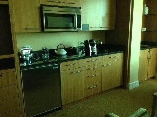Trump International Hotel Las Vegas: kitchen