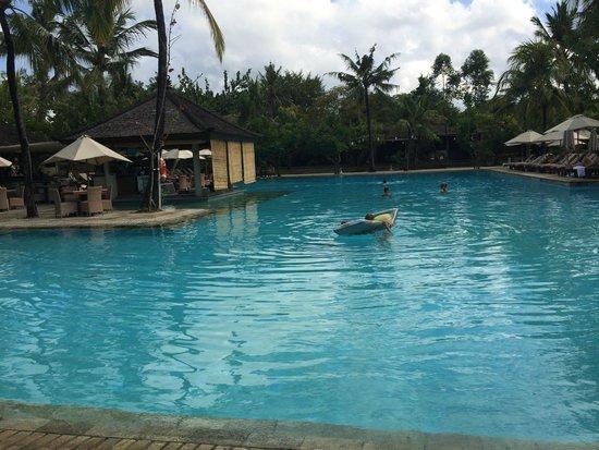 Padma Resort Legian: main pool