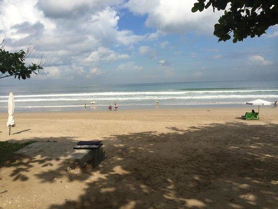 Padma Resort Legian: legian beach