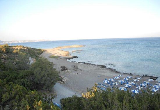Rodos Princess Beach Hotel: пляж