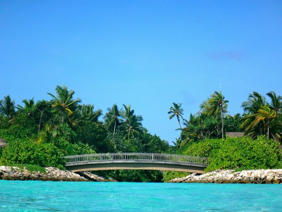 One&Only Reethi Rah: From the water