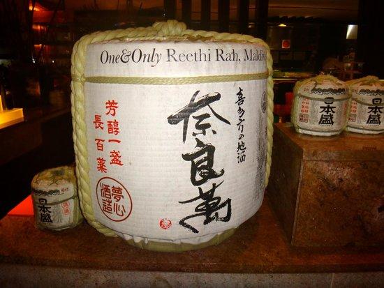 One&Only Reethi Rah: Tapasake