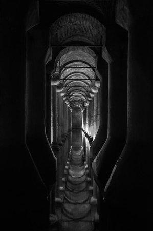 Citerne Basilique (Yerebatan Sarnıcı) : Basilica Cistern