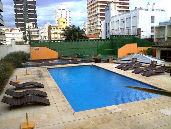 Golden Beach Resort and Spa: Recreação.