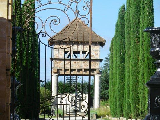 Georges Blanc Parc & Spa : le jardin
